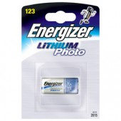 Energizer Photo EL 123
