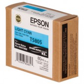 Epson Tinte T5805 light cyan 80 ml