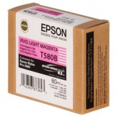 Epson Tinte T580B light magenta vivid 80 ml