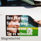 Magnetschild